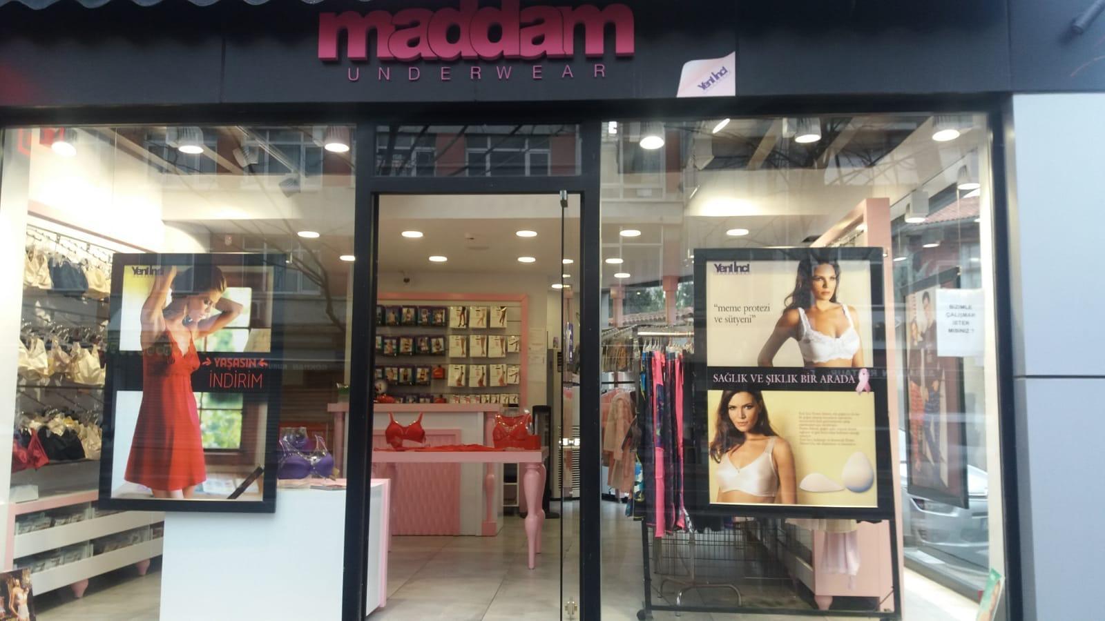 Yeni İnci Fındıkzade Mağazası