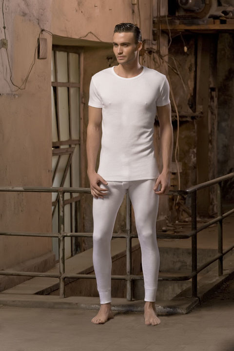 Erkek Termal Kısa Kollu T-shirt