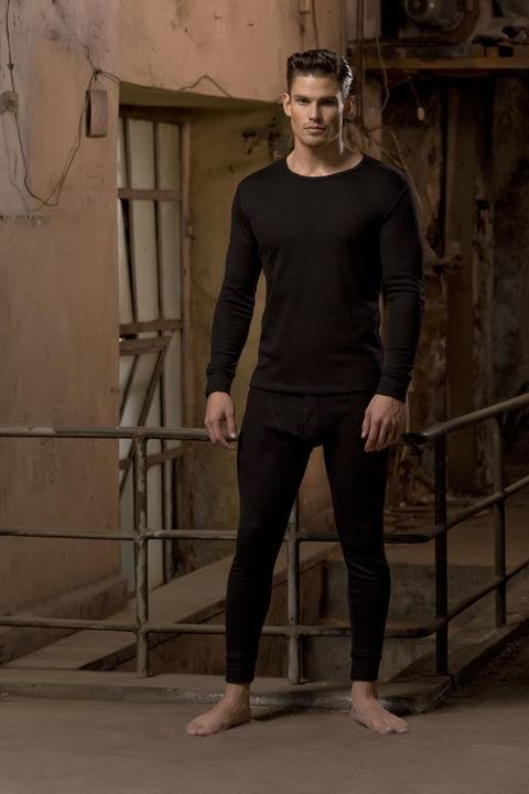 Erkek Termal Uzun Kollu T-shirt