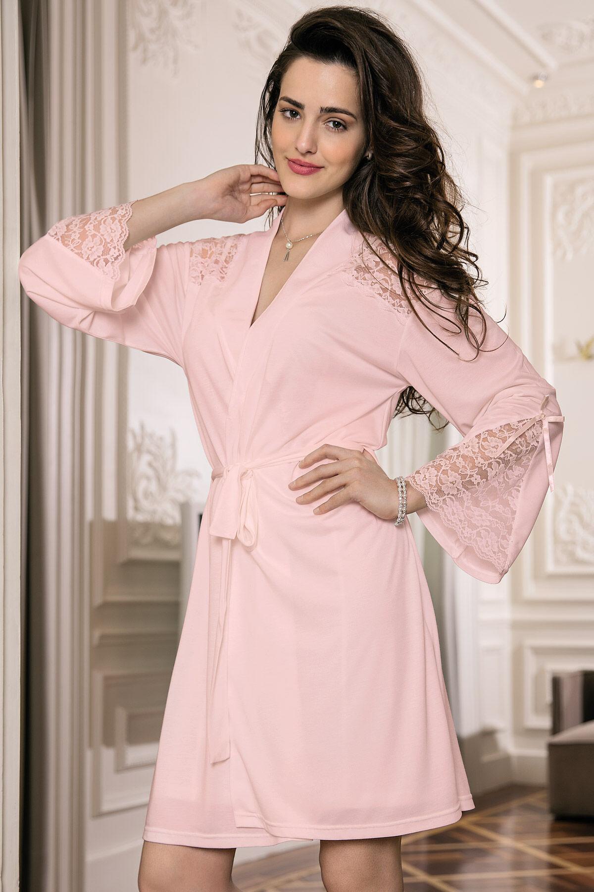 Kadın Pijama - Sabahlık 6'lı Takım