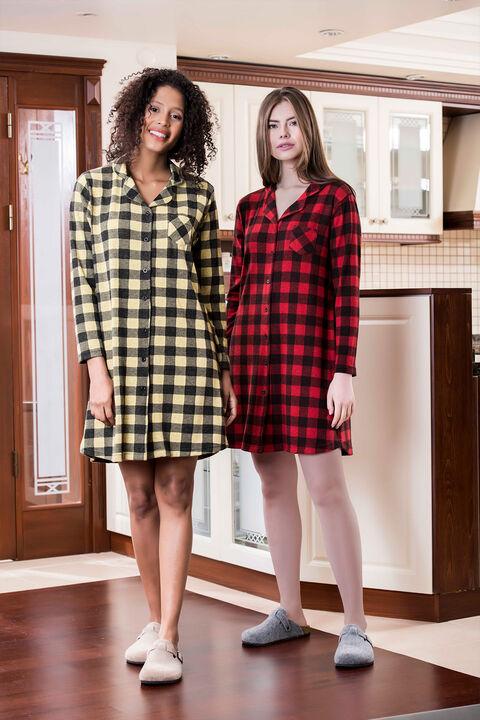 Viskon Kadın Pijama Takımı